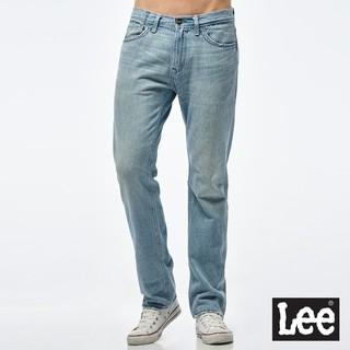 Lee 牛仔褲 724中腰合身直筒-男淺藍 桃園市