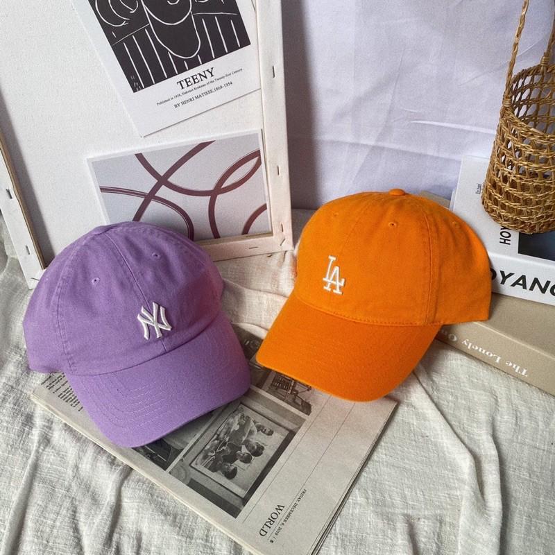 現貨現貨🐘韓國代購🇰🇷MLB  棒球帽 刺繡 老帽 洋基隊 道奇 MLB老帽