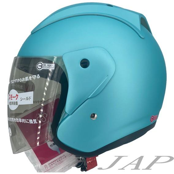 GP5 615 素色 消光迷綠 R帽 半罩 內襯可拆 安全帽
