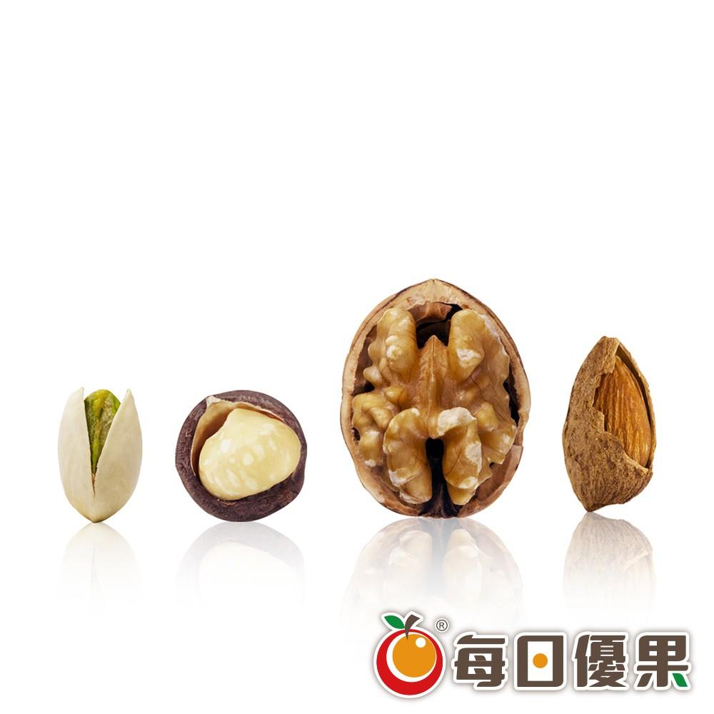 每日優果 帶殼綜合堅果大包裝580G