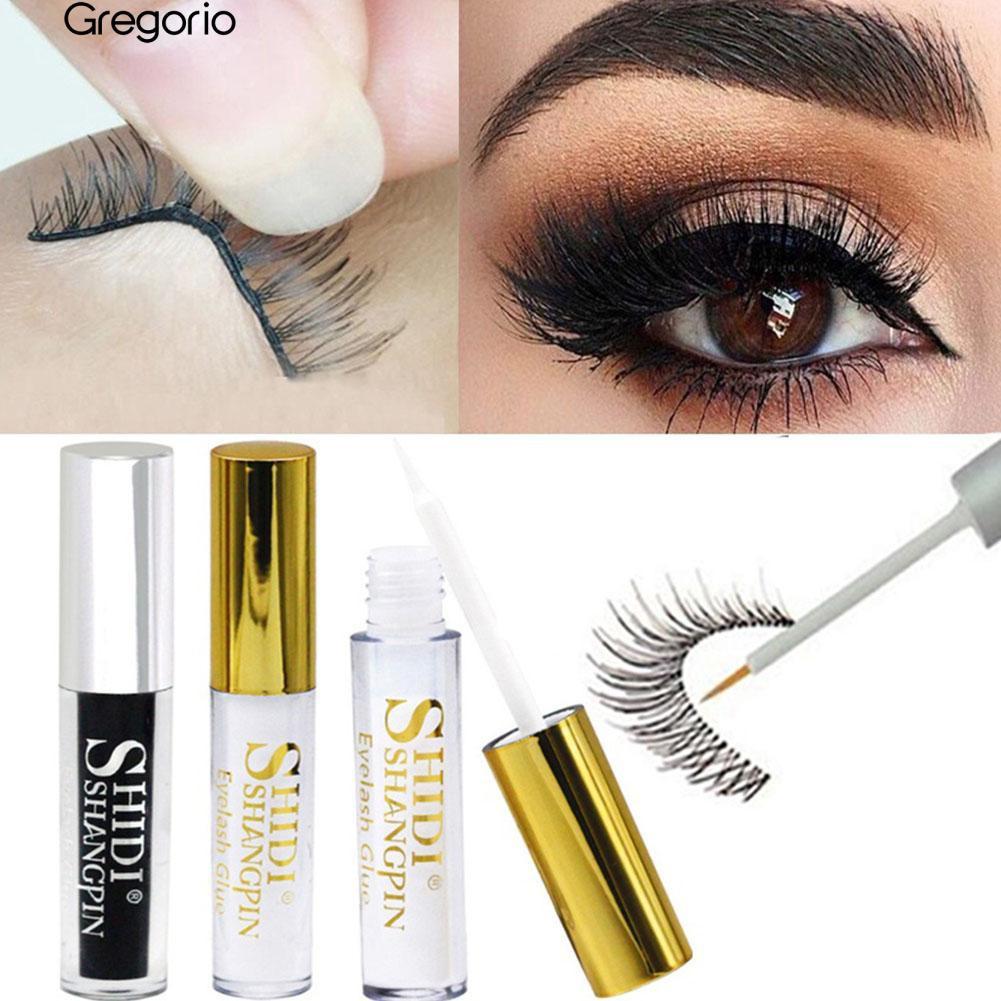 Gregorio 女士假睫毛雙眼皮膠白色膠水眼部工具