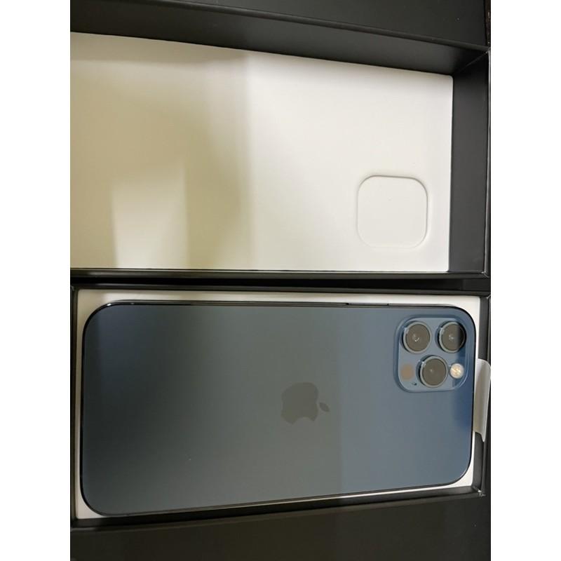 iPhone 12 pro 256g 二手 自售 太平洋藍