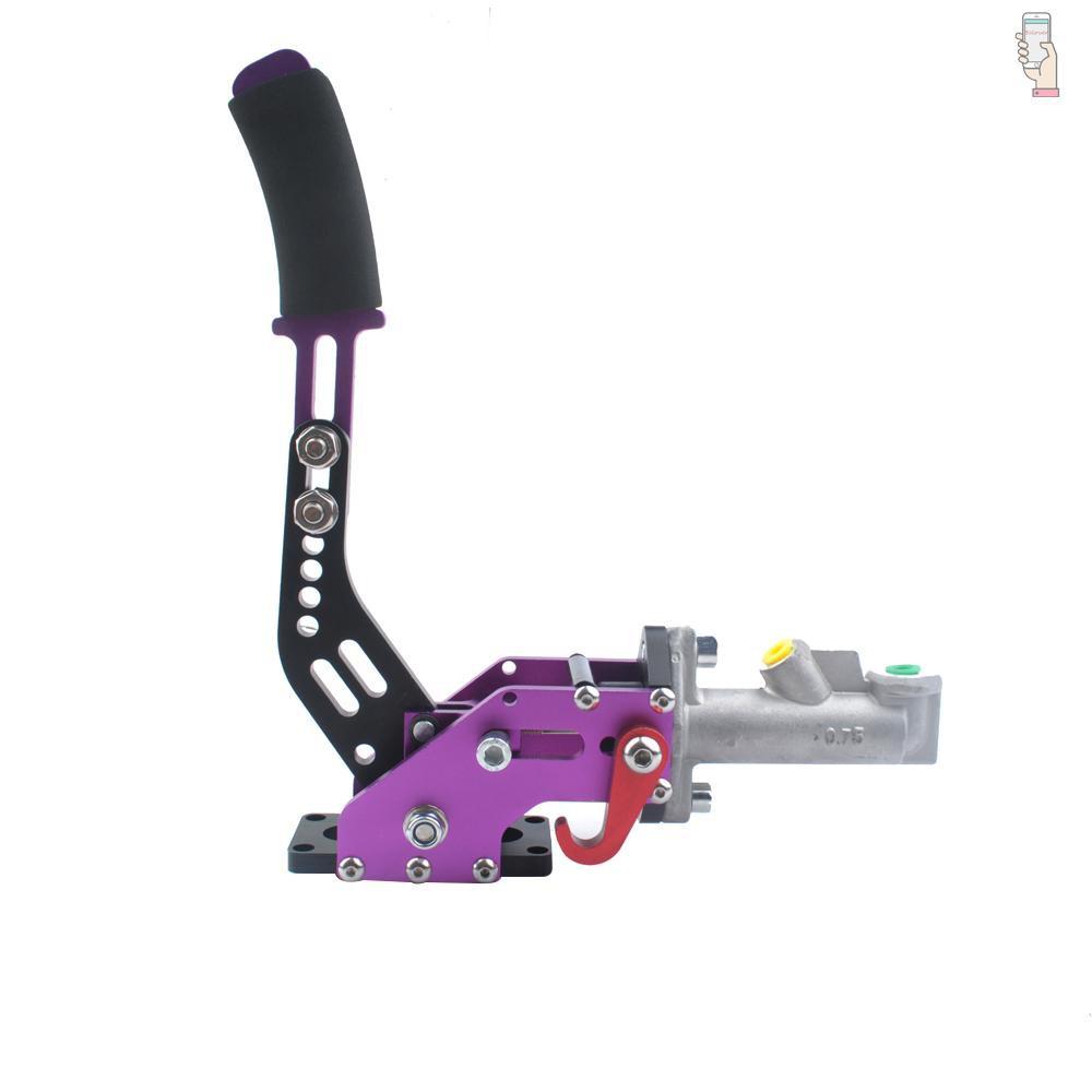 汽車改裝液壓手剎02 改裝鋁合金手剎賽車漂移競技手剎改裝紫色