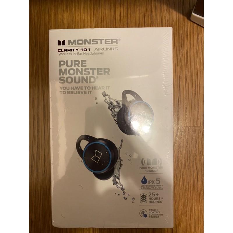 下殺Monster Clarity 101 Airlinks 黑