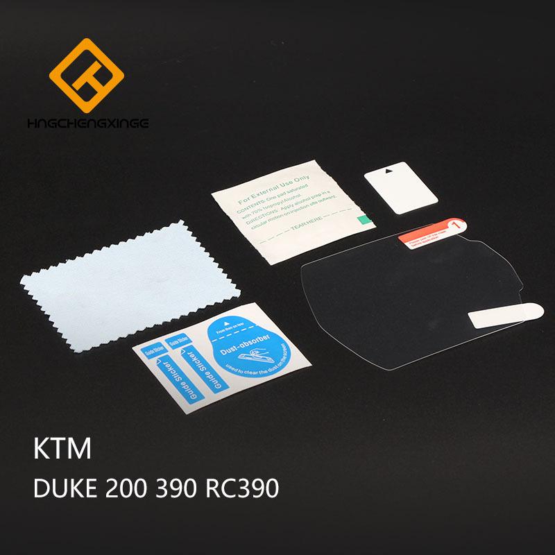 MHMP·KTM摩托車 DUKE 200 390 RC390 儀表保護膜 防刮花貼膜保護配件