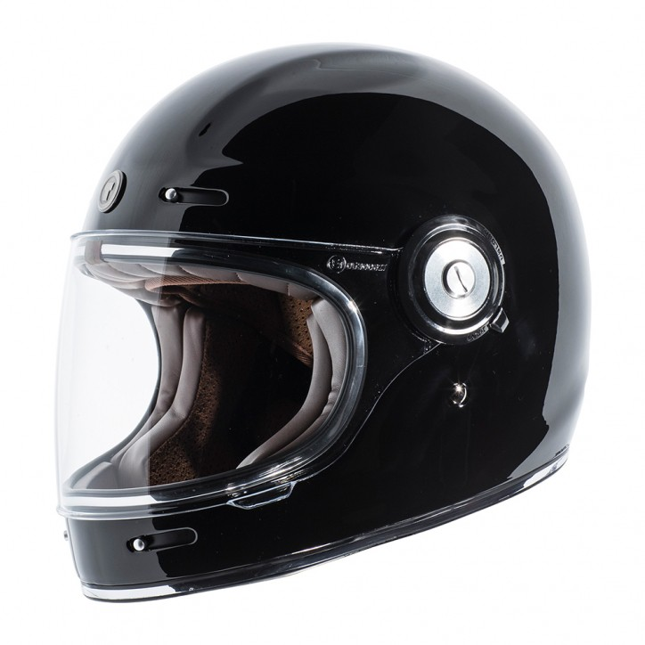 TORC T1 GLOSS BLACK 樂高帽 全罩式安全帽 耳機槽 美國進口帽 DOT