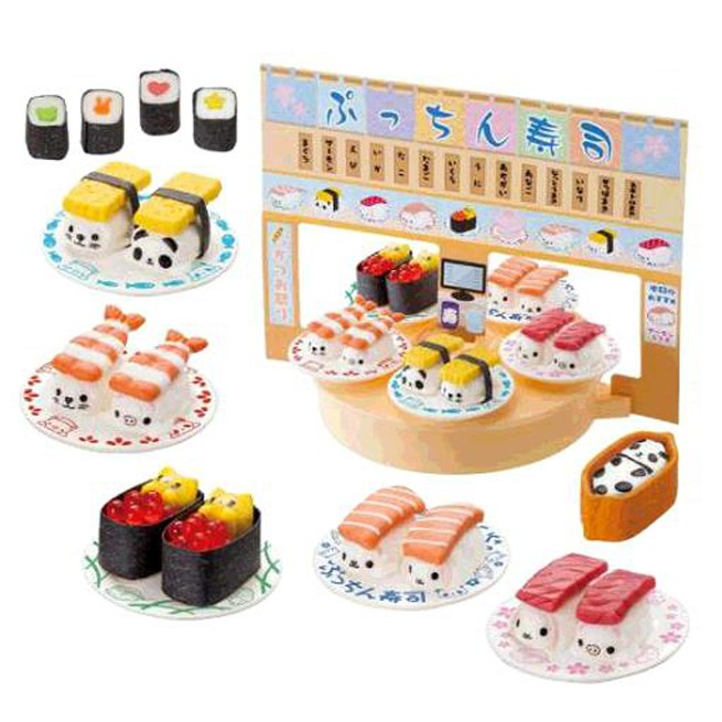 魔法廚房動物迴轉壽司店 W128743
