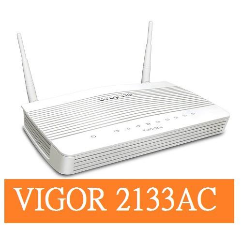 【含發票/全新未拆封】DrayTek 居易 Vigor2133ac 無線寬頻路由器