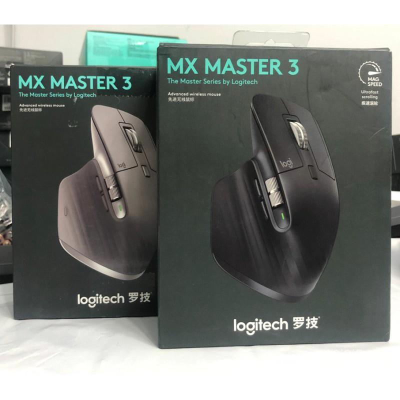 羅技 MX MASTER 3 2S MX keys Craft 大師 無線 鼠標 雙模式