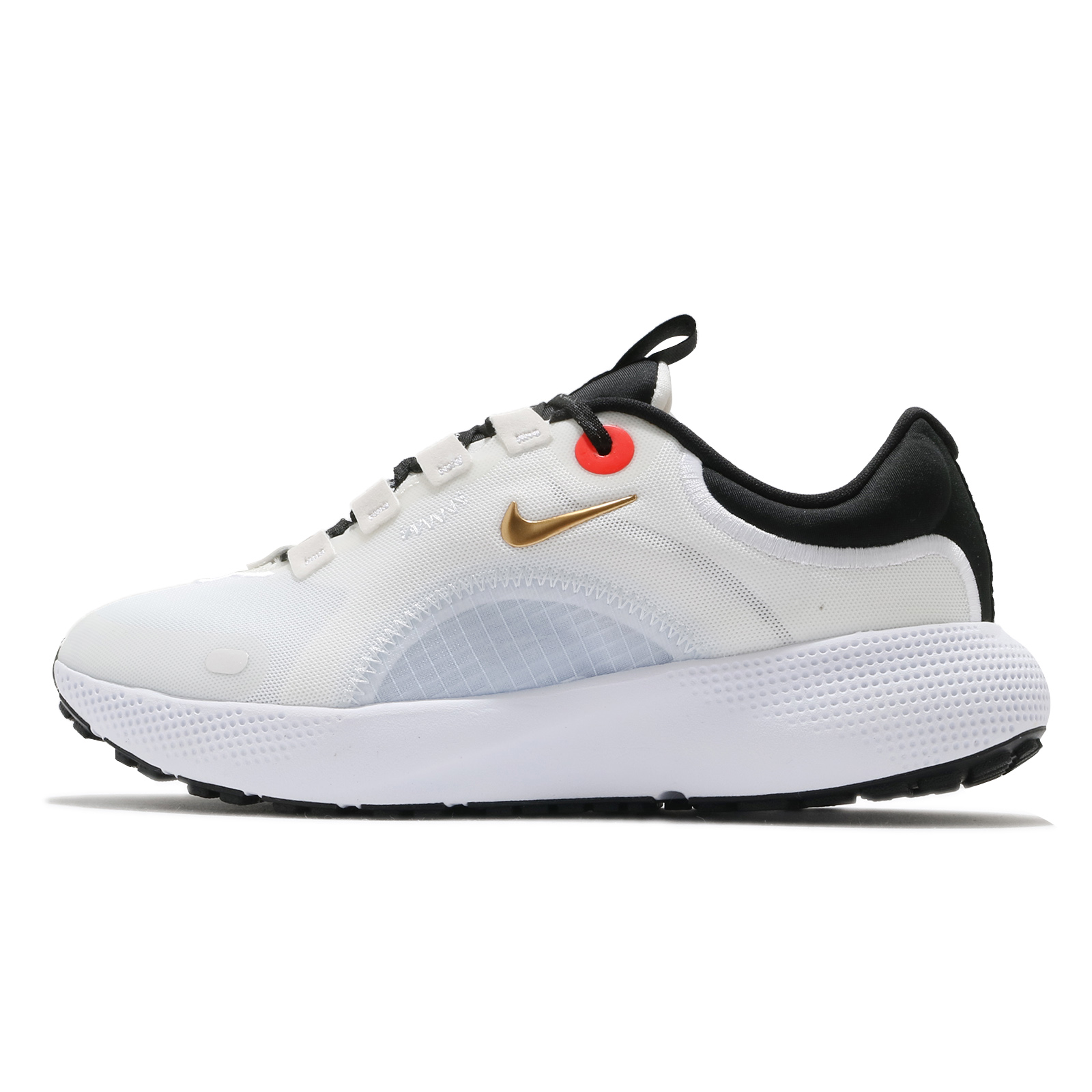 Nike 慢跑鞋 Wmns React Escape RN 白 金 紅 女鞋 運動鞋 【ACS】 CV3817-103