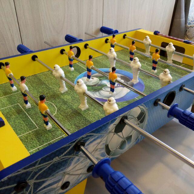 兒童節禮物 絕版米其林手足球檯 桌遊玩具遊戲 不用再組裝 下殺出清