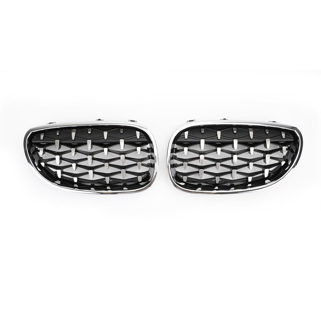 BMW專用水箱護罩電鍍鑽石流星版適用 E60 5系列 04~09 -極限超快感!