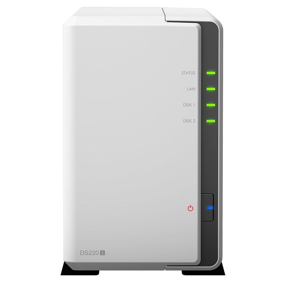 Synology DS220j 2Bay NAS 群暉科技 DiskStation 全新公司貨 免運附發票