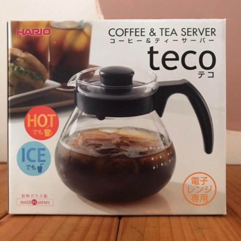HARIO可微波耐熱咖啡壺1000ml TC-100B