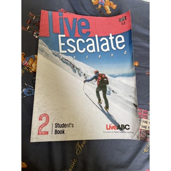 live Escalate ascend 2