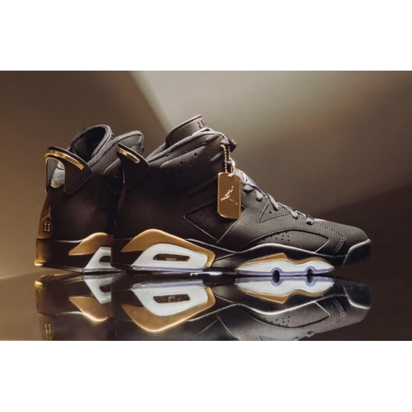 Air Jordan 6 AJ6 DMP 黑金