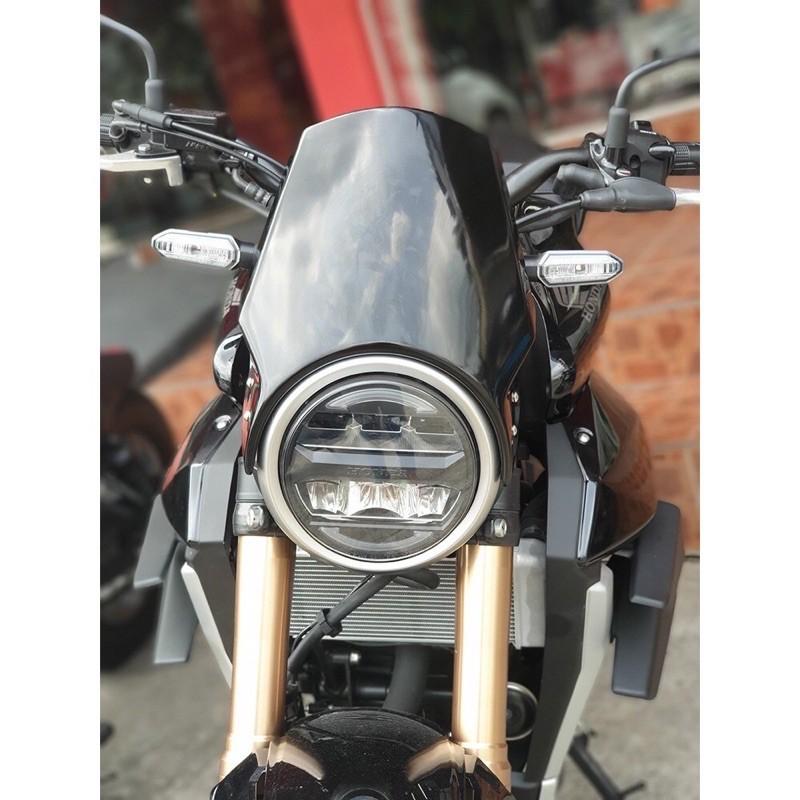 Moto橘皮 CB300R 風鏡 咖啡風 復古風 子彈頭 泰國進口 honda cb150r cb650r
