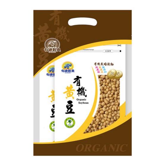 【Costco】 有機穀典 有機黃豆 有機 穀典 黃豆
