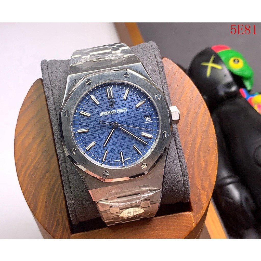 全新AP愛彼男生手錶BOBO皇家橡樹系列15400ST全新3120原裝機芯