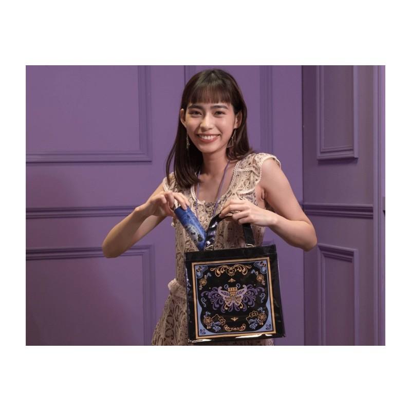 【現貨不用等🔥】7-11 ANNA SUI HELLO KITTY 保溫杯 手提袋 證件套 外出隨行包