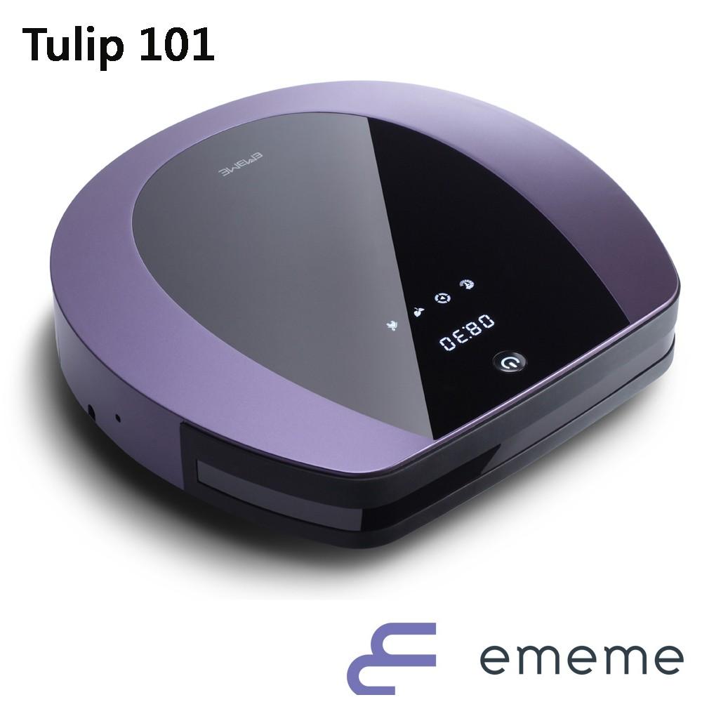 【EMEME】Tulip 101超智能掃地機器人吸塵器(掃/吸/拖/淨化)