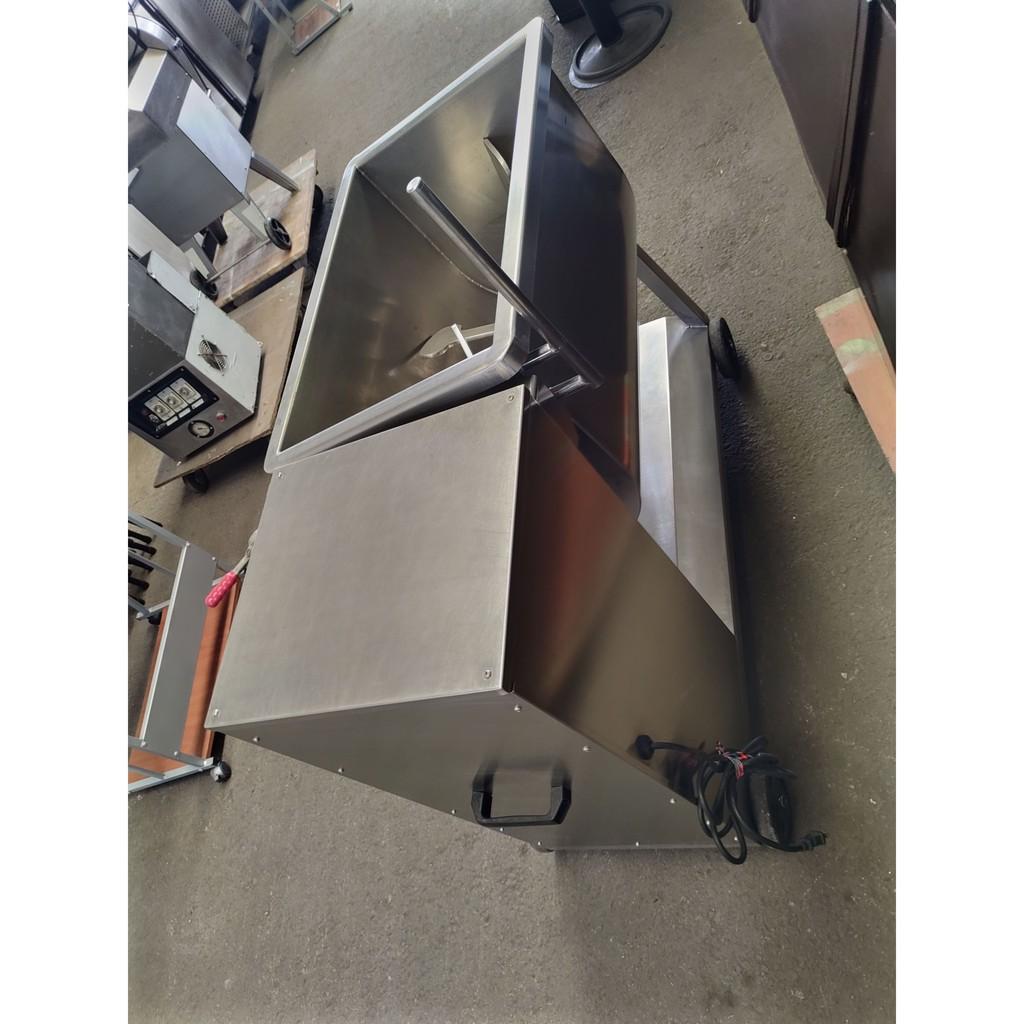 [龍宗清] 益彰臥式白鐵攪拌機(混合機) (21012002-0004) 混合桶 混合攪拌機 臥式攪拌機 飼料混料機