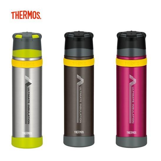 Thermos 膳魔師 不銹鋼真空保溫瓶/運動保冷瓶 900ML FFX-900 運動瓶 登山瓶 保溫杯 0.9L