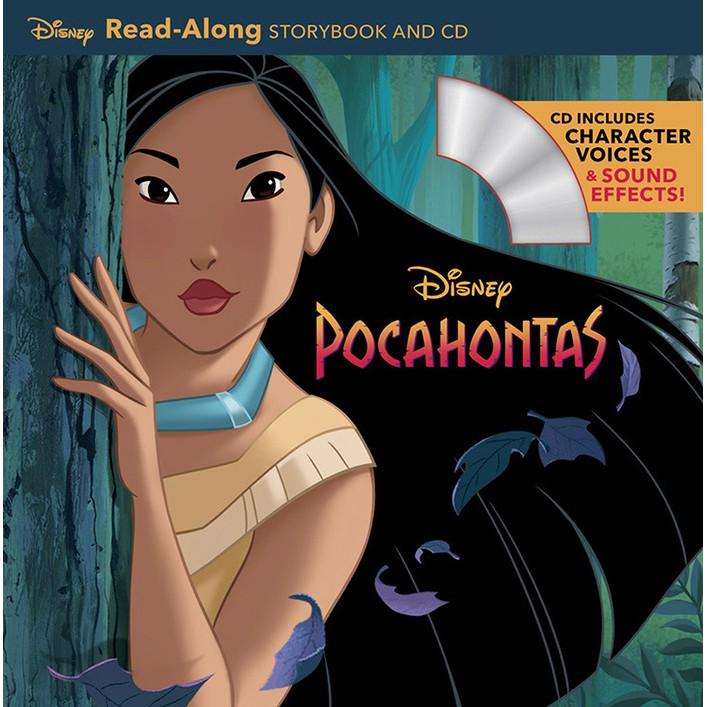 Pocahontas 風中奇緣(CD有聲書)