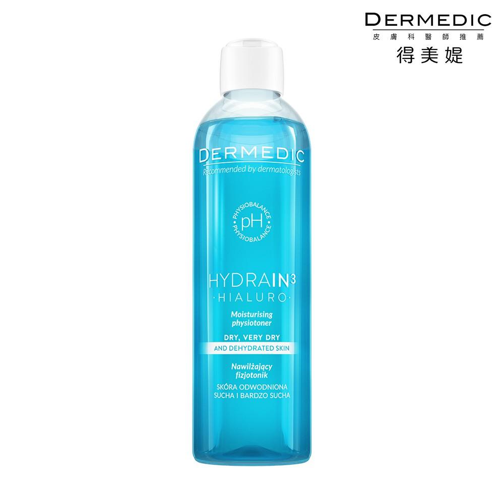 【DERMEDIC 得美媞】玻尿酸超水感舒緩保濕化妝水(贈:保濕精華10ml)