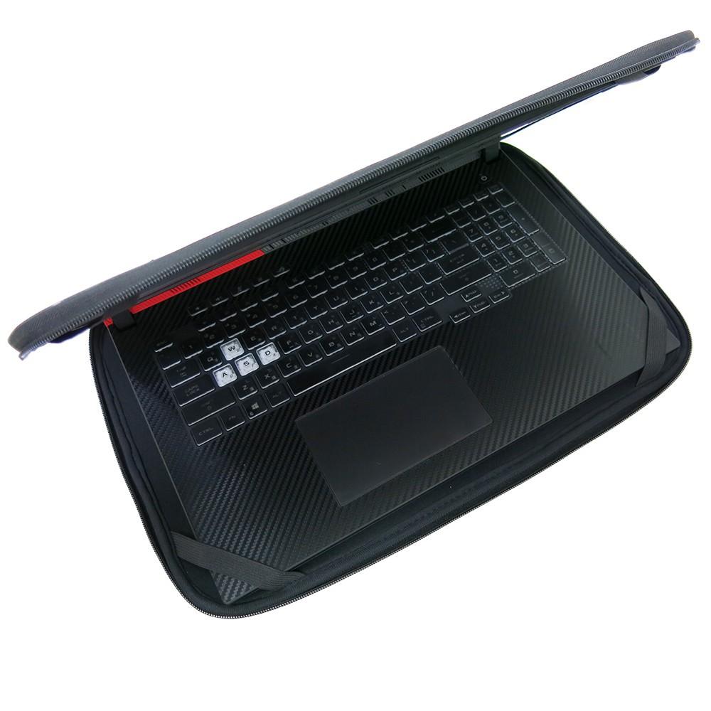【Ezstick】ASUS ROG Strix G17 g713 G713QE 17吋寬 通用型 NB 筆電防震包
