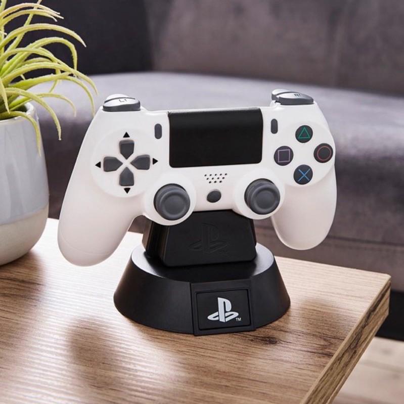 預購playstation 4th generation icon might 官方正版造型夜燈 英國代購