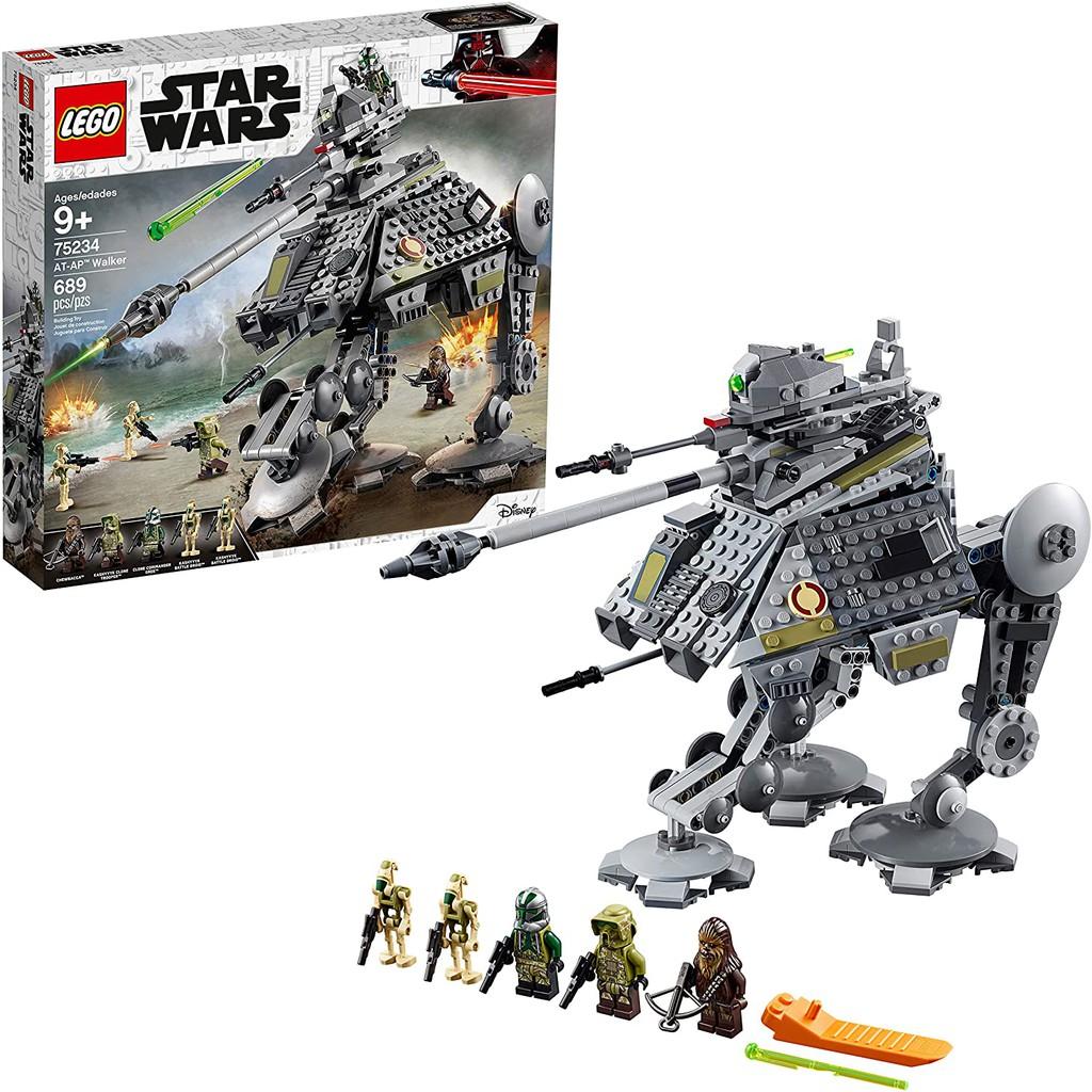 【現貨供應中】LEGO 樂高 75234 星際大戰系列 AT-AP Walker 另有自取優惠價✨