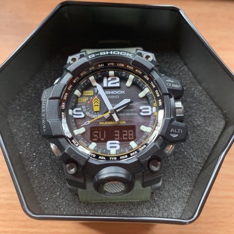 二手 G-Shock Mudmaster GWG-1000-1A3