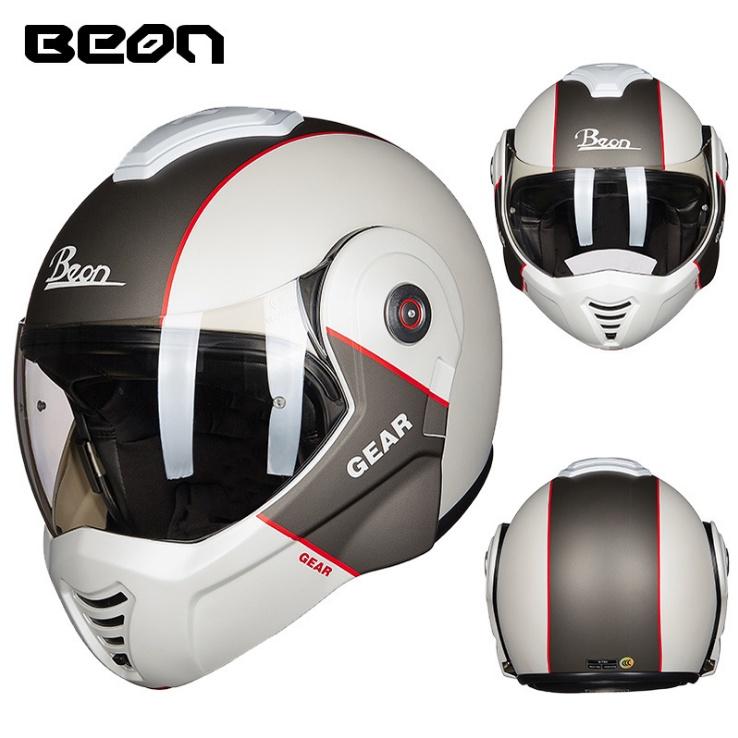 荷蘭BEON T-702 全罩式安全帽 可樂帽 安全帽 ece認證 藍牙耳機槽