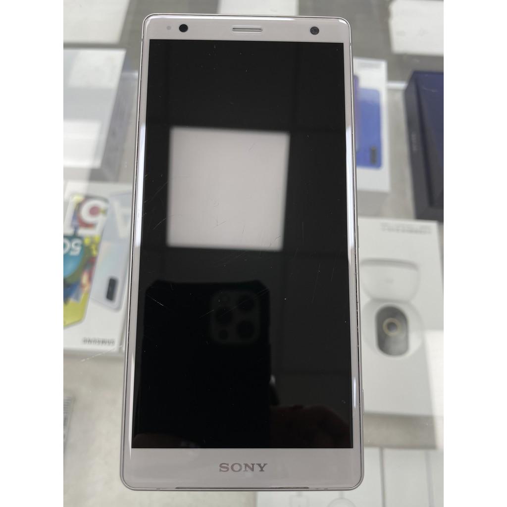 【敦富通訊】二手機 Sony Xperia XZ2 64G 5.7吋 銀色 單機