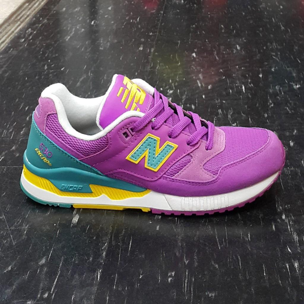 new balance nb 530 W530PIA 紫色 大鞋舌 輕量化 網布 麂皮 慢跑鞋 可愛 復古 8折優惠中