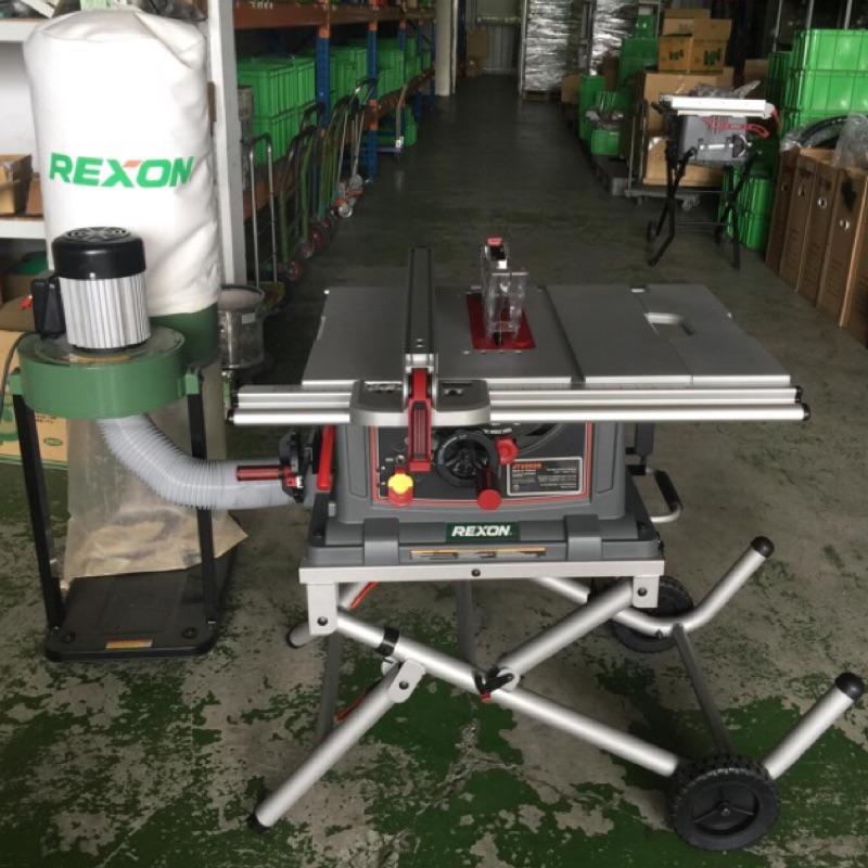 {TOM} 力山 改良款 JT2502R2 10'(254mm)專業落地型圓鋸機(具集塵功能) 桌上型圓鋸機 圓鋸機