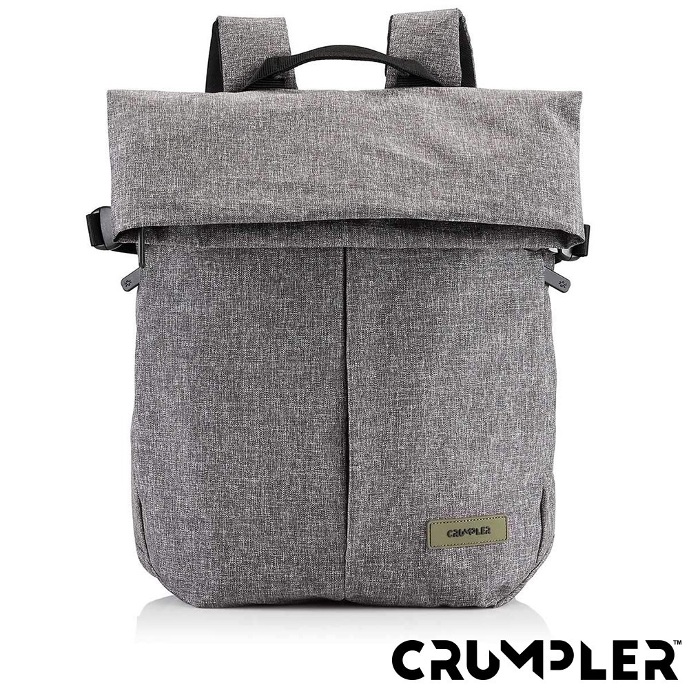 Crumpler小野人 PROPELLER普派勒 筆電後背包 黑