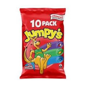 澳洲JUMPY'S 袋鼠餅乾綜合 歡樂包[預購]
