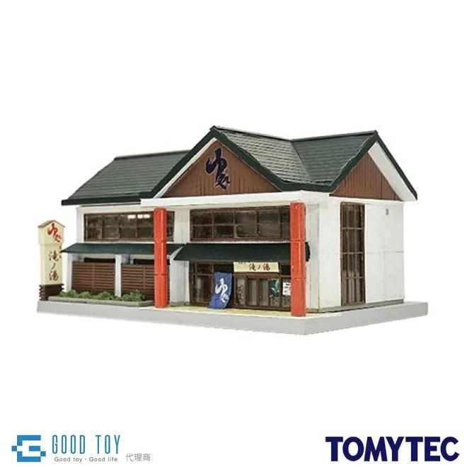 TOMYTEC 253167 建物 126 日歸溫泉 (超級錢湯)