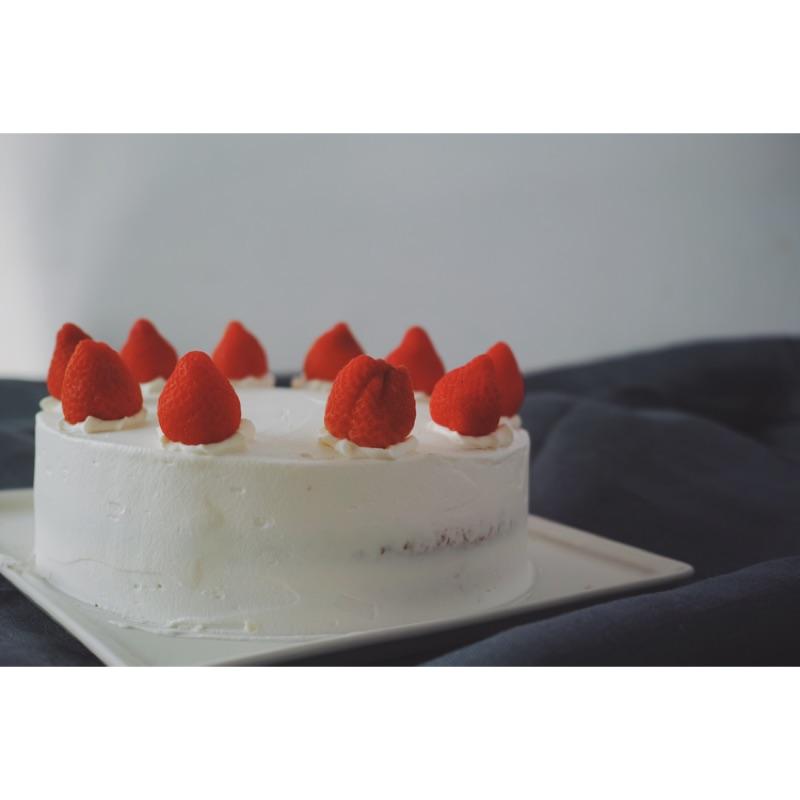 {冬春限定}台灣草莓蛋糕