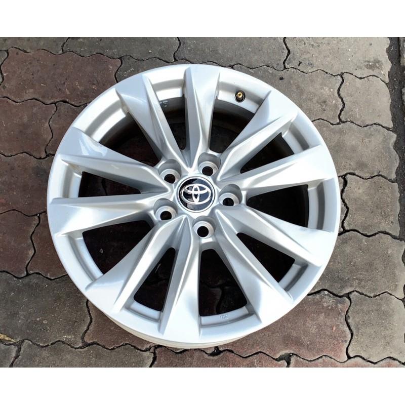 高雄人人輪胎 新車落地 Toyota Corolla Cross 17吋 原廠鋁圈 5孔 114.3 6.5J ET35