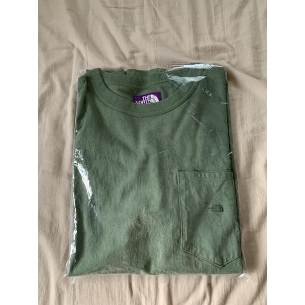 The North Face Purple Label 21SS 7oz H/S 短袖紫標