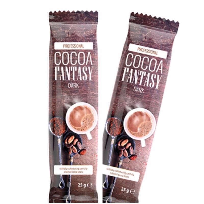 德國Cocoa Fantasy濃醇27%巧克力粉 可可粉 25g*10包
