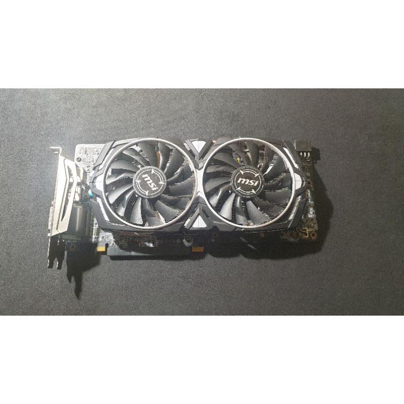 Msi Rx580 4G