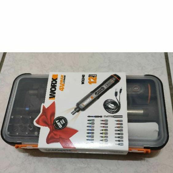 WORX 威克士 WX240無線鋰電起子機