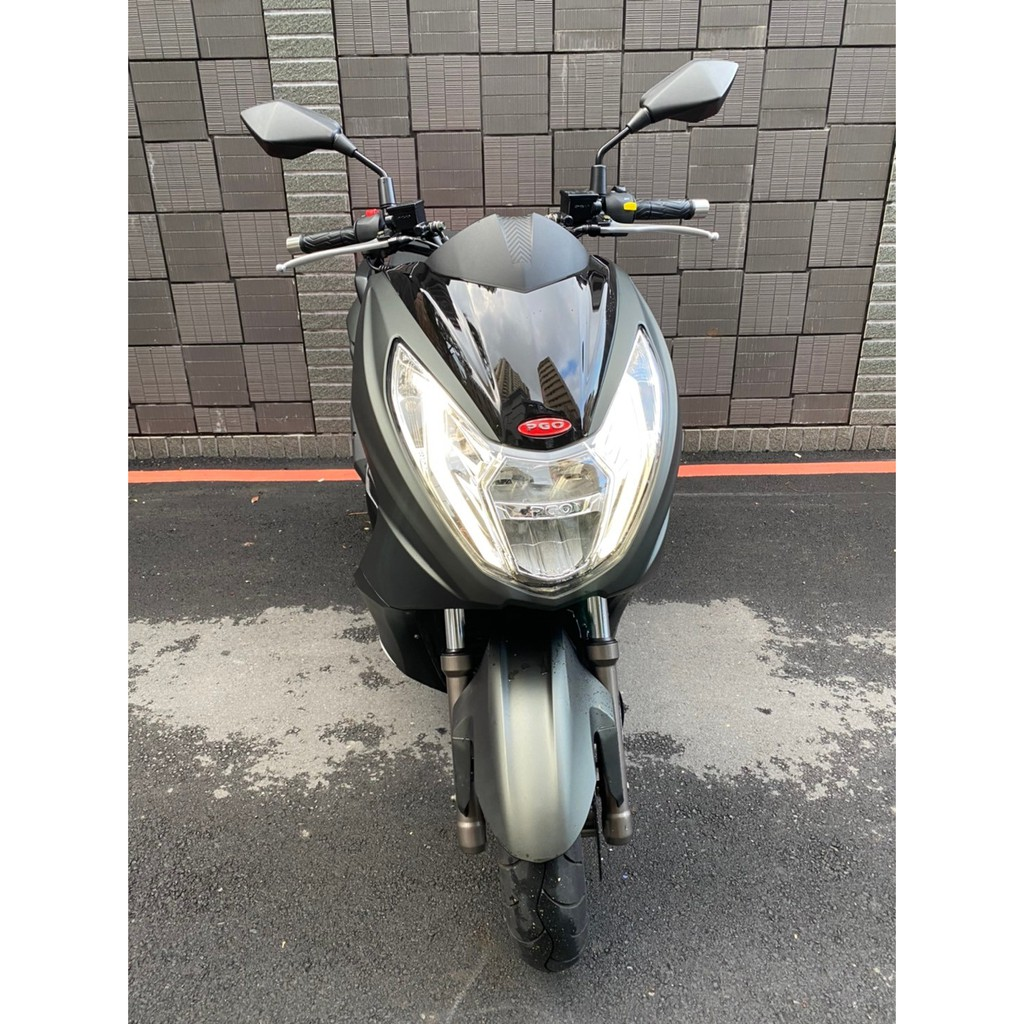【新北市】2020年 PGO Tigra 200 彪虎 200 ABS #005973