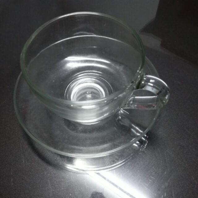 玻璃咖啡杯組