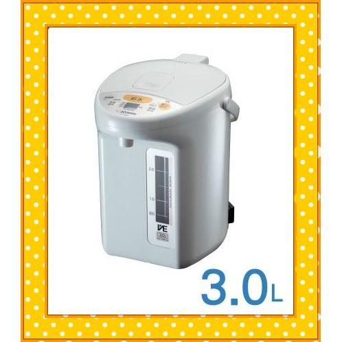 【現貨/宅配免運】★象印 3公升 SuperVE真空省電微電腦電動熱水瓶CV-TWF30
