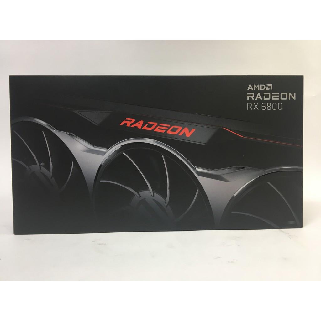 【已賣完】AMD Radeon RX 6800原廠-6800公版顯示卡(台北現貨)---現在沒貨